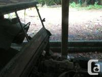 Make Land Rover Trans Manual kms 2 Series one LAND