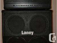 * 120 Watts RMS * Dual speaker outputs * Twin-channel
