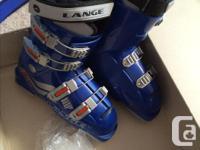 -Lange L-Team Downhill Ski Boot -Beautiful Condition,