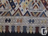 This new sinh/skirt was made for me in Luang Prabang