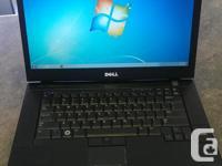 Dell Latitude E6500 Laptop CPU: Intel Core2 Duo