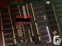 I am selling some laptop ram. 2 GB DDR3 PC3-10600S