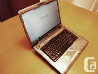 Laptop Toshiba Satellite A300 (Windows 7 & Microsoft