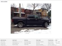 Make Dodge Model Ram 1500 Year 2011 Colour Brown kms