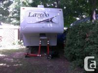 Exceptional Problem, spick-and-span 2005 Laredo by