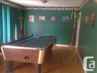 Large all inclusive room for rent in large house.