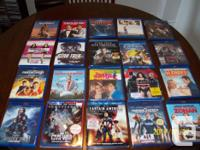 MANY BLUERAY, DVD'S AND TV BOXSETS FOR Sale THE AMAZING