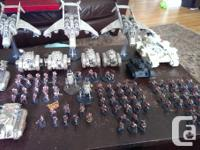 Hi, I have a fully painted Imperial Guard army ready to