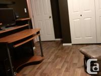 Pets No Smoking No Large furnished room for rent on