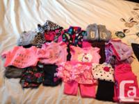 Sizes 6-18 months. Some new with tags. Located in