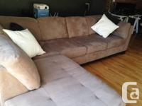 Large Lovely Sofa for Sale  This Sofa is the best I