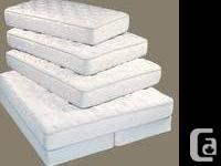 NEW QUEEN ORTHOPEDIC CUSHION LEADING MATTRESS $199!