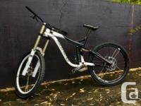 Selling my large Norco Aurum. Maybe a dozen rides on