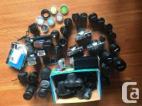 Attention Mirrorless and Olympus film users. Large, used for sale  British Columbia