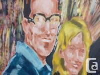 Mural , oil on canvas Original work,