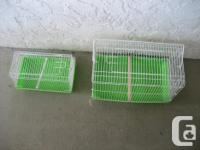 "Large sized ""Take Me Home"" brand travel cage with"