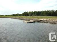 Large lot approx 100x150. The RM of Gimli has just