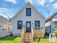 � Fully detached, 3 bedroom home � Walking distance to