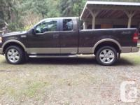 Make Ford Model F-150 SuperCrew Year 2008 Colour Brown