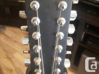 Larivee acoustic 12 string guitar for sale. Model