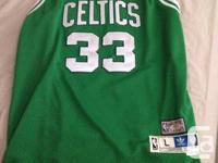 The Legend Larry Bird Jersey Boston celtics    Size