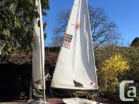 1x Laser and 1x Byte Sailboat(s) for Sale. The Laser