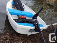 8 ft walker bay boat / dinghy awsome condition been my