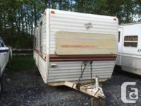 24 foot Terry travel trailer everything is in working