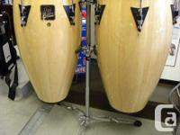 PRICE INCLUDES ALL TAXES. Latin Percussion Aspire conga