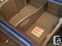 Two Laundry Pedestals for LG Washer and Dryer, these