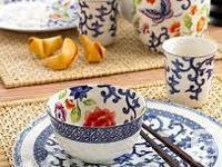 Lauren Ralph Lauren Dinnerware, Mandarin Blue