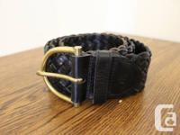 Lauren Ralph Lauren Leather belt  Women's Used