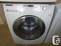 LAVEUSE SAMSUNG CHARGEMENT FRONTALE, ENERGY STAR,