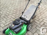 EXCELLENT CONDITION - BARELY USED! The Lawn Boy 10634
