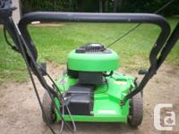 Can't get it to run. Self-propelled, manual throttle,