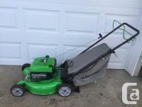 LawnBoy sell propel lawnmower Briggs & Stratton 6.75