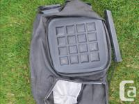 This is a lawnmower bag for a Brute lawnmower. Size 35