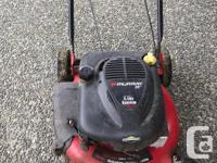 Landmower Murray 5.5 HP 20 inches Quantum Mulch/bag and