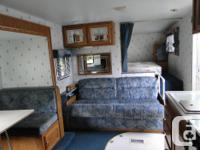 1997 21.5 Ft. Layton Fifth Wheel In great condition.