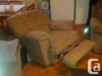 Selling a Lazy Boy recliner.  Gently used, and possibly