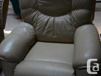 The Lazyboy rocker/recliner I have for sale was