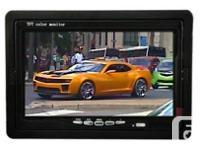 GadgetPlus.ca   Item:  LCD Widescreen TFT Monitor 7