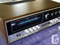 Quite good example of mid 70's classic stereo gear.