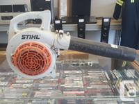 Stihl Model - BG 55 Gas/Oil Mix Powered Available for