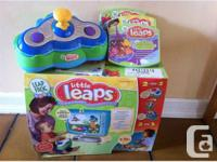 Great fun for little ones! LeapFrog is known for its