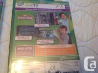 All Four Games are Brand New Leap TV Games-Selling for