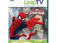 I have 3 Leap TV games brand new in the sealed package.