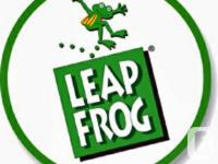 Three Leapfrog learning system books (with memory