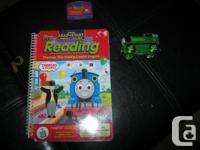 "Leapfrog Leap Start Interactive Book/Cartridge ""Thomas"
