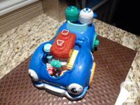 LeapFrog Racing Car-Fix And Learn Speedy-Lights and